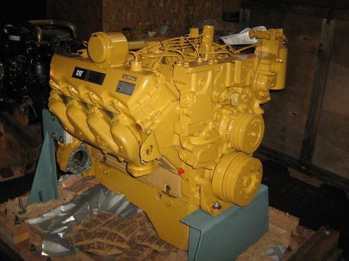 Caterpillar 3208 Remanufactured Engines Engine